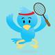 Logo Tennis Social iOS