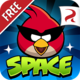 Logo Angry Birds Space