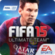 Logo FIFA 15 Ultimate Team iOS