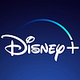 Logo Disney+ Android TV