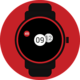 Logo Dots Watch Face