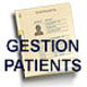 Logo Gestion-Patients 08.02/2013