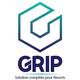 Logo GRIP Gestion d'établissement golfique