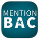Logo Mention bac iOS
