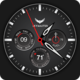 Logo Skymaster Pilot Watch Face