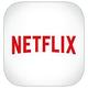 Logo Netflix iOS