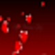 Logo Flying Valentine Screensaver