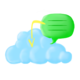 Logo OwnCloud SMS