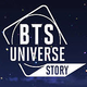Logo BTS Universe Story Android