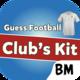 Logo Guess Football Club's Kit ?