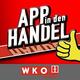 Logo WKO App (in den) Handel