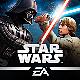 Logo Star Wars : Galaxy of Heroes iOS