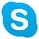 Logo Skype Windows Phone