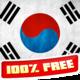 Logo Apprendre le Coréen Android