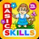 Logo Preschool Learning Games Kids