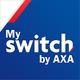 Logo My Switch by AXA