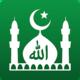 Logo Muslim Pro – Adhan,Coran,Qibla