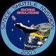 Logo Space Shuttle Mission Simulator