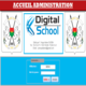 Logo Digital-School 4.0 2019