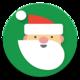 Logo Sur la piste du père Noël
