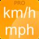 Logo Compteur de vitesse PRO