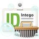 Logo Intego Identity Scrubber 2013