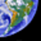 Logo Picture of Earth Screensaver