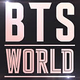 Logo BTS World iOS