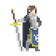 Logo Pixel Lord