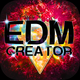 Logo EDM CREATOR