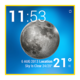 Logo Animated Widgets météo