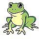 Logo FROGGER REMAKE