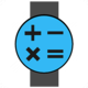 Logo Calculette – Android Wear