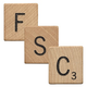 Logo Solutionnaire de Scrabble Rapide (Fast Scrabble Cracker) android