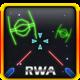 Logo Retro Wars Arcade