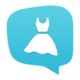 Logo Vinted Android
