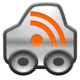 Logo Car Cast Pro – Podcast Player