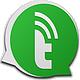 Logo Talkray Android