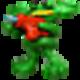 Logo Plasticine Martian