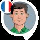 Logo Damien voice (French)