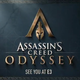 Logo Assassin's Creed Odyssey