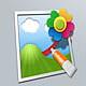 Logo Wondershare iCollage Mac