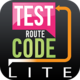 Logo Test Code Route Lite