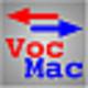 Logo VocMac 2010 (MAC)