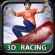 Logo SnowBoard Racing ( 3D Game )