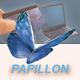 Logo PAPILLON 3.0.63 2013