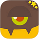 Logo Word Monsters iOS