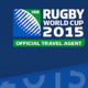 Logo Calendrier complet de la coupe du monde de rugby 2015