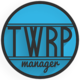 Logo TWRP Manager Android