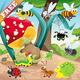 Logo Insectes vers jeu pour enfants